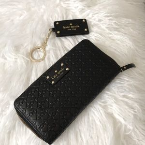 Kate ♠️ Spade🔑Key chain/wallet combo